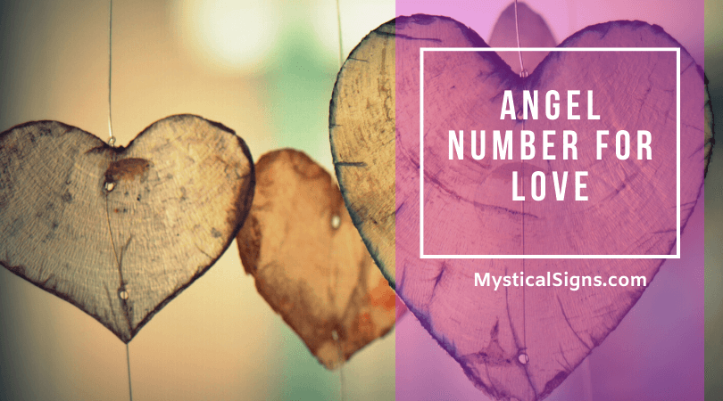 Angel Number for love