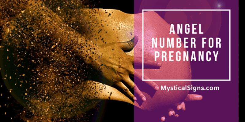 Angel Number For Pregnancy