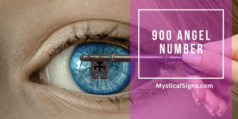 900 Angel Number