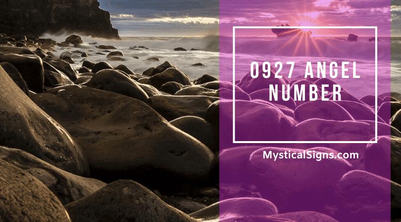 0927 Angel Number