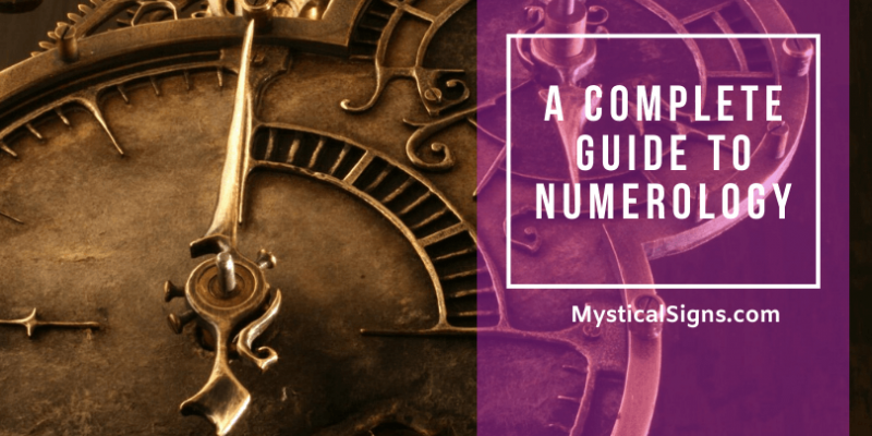 Numerology – A Complete Beginners Guide To Numbers!