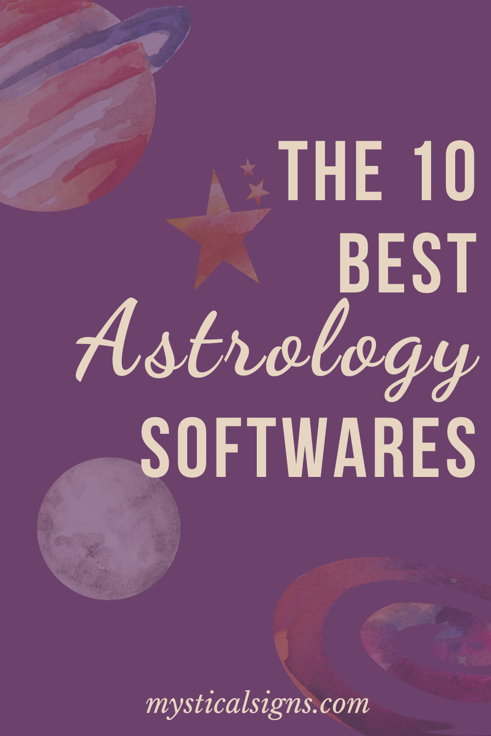 best astrology softwares