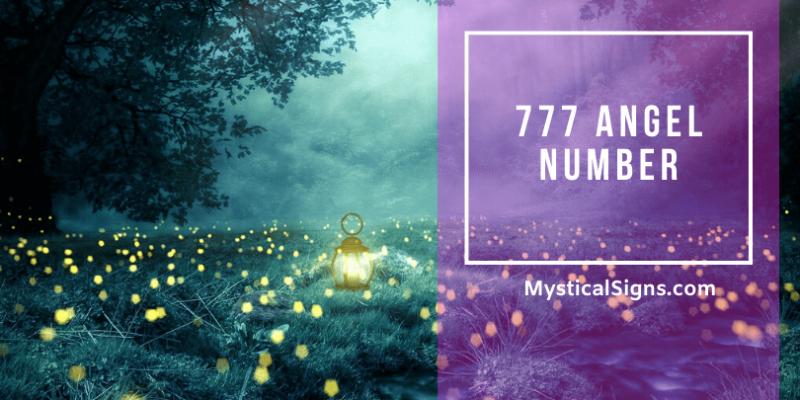 777 Angel Number