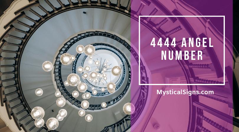 4444 Angel number