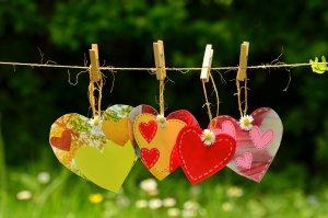 build love and focus on faith